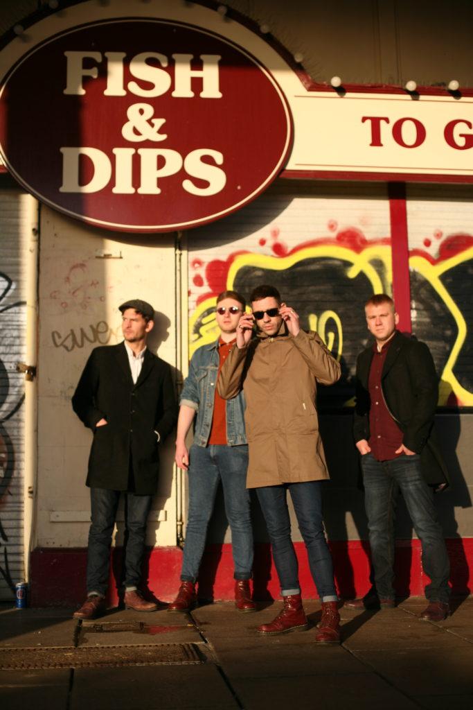 Subsetters Ska Indie band. Skindie